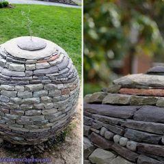 Каменные скульптуры Devin Devine