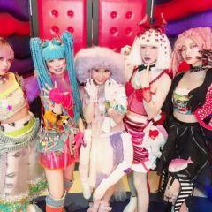 Kawaii Monster Cafe: безумный ресторан в Токио
