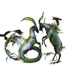 Потрясающие скульптуры животных Ellen Jewett