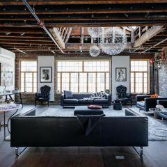 Квартира в стиле Лофт: идеальный вариант для Москвы