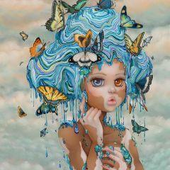 Поэтические картины Camilla d'Errico