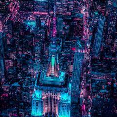 Мегаполисы мира в фотографиях Xavier Portela