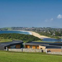 Дом для обеспеченной семьи в Австралии