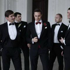 Свадебные костюмы для мужчин: изысканные и качественные