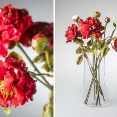 Ботанические скульптуры Lilla Tabasso