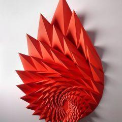 Бумажный арт Matt Shlian