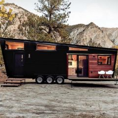 Draper: элегантный дом на колесах