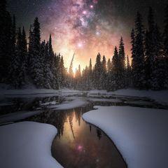 Красота звездного неба в снимках Daniel Greenwood