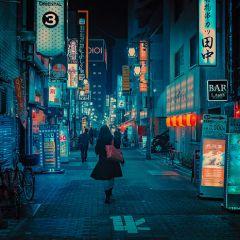Япония в фотографиях Anthony Presley (2 часть)