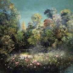 Мечтательные картины Eric Roux-Fontaine