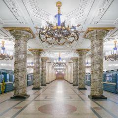 Советское метро в снимках Christopher Herwig