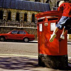 Суетной Лондон в снимках Matt Stewart